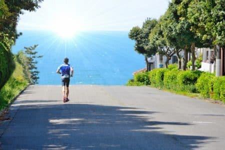 runner ジョギング jogging