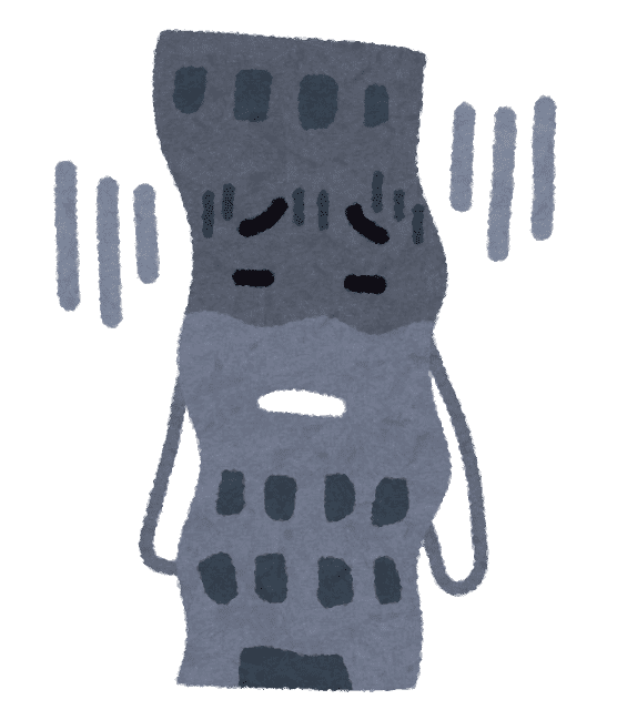 会社のキャラクター(死にそう)