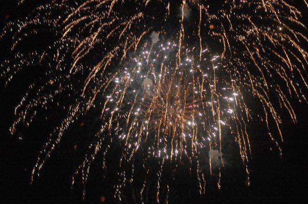 宇治川花火大会 2008