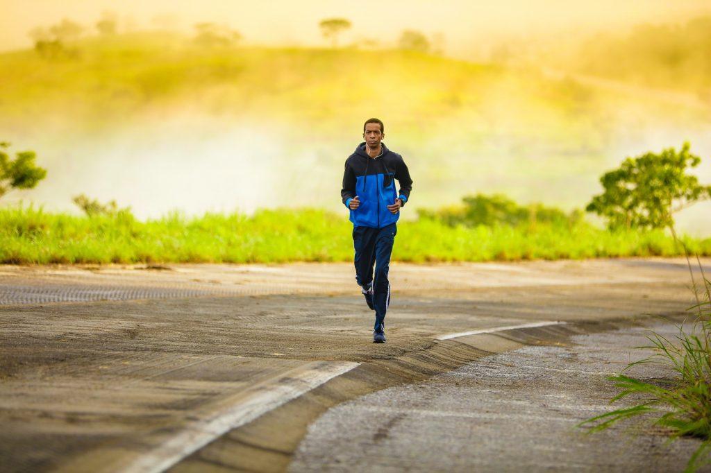 ランニング ジョギング running