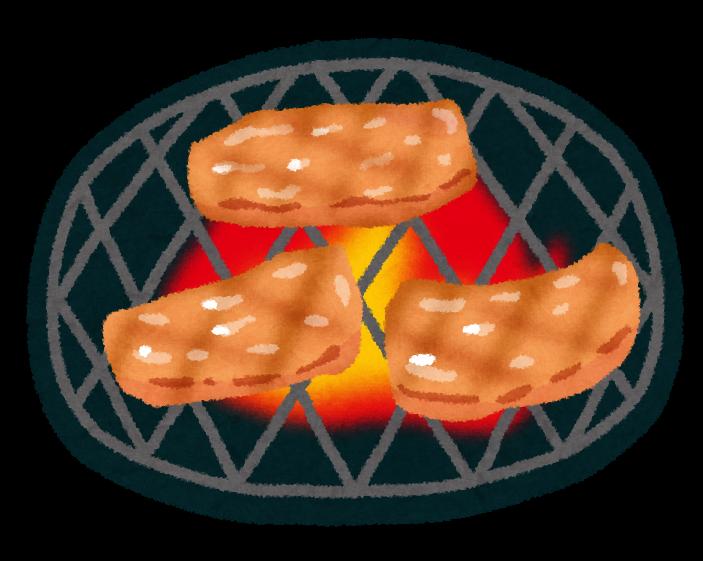 焼き肉のイラスト